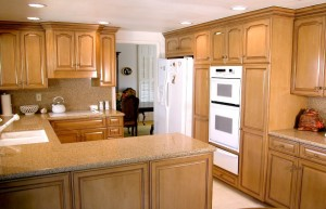 Cabinet Refacing San Clemente