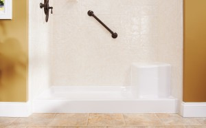 At Reborn Bath Solutions, We Offer A 100 Percent Acrylic Shower Insert That  Is Guaranteed To Never Chip, Crack, Peel, Or Fade, Unlike Old Tile And  Grout.