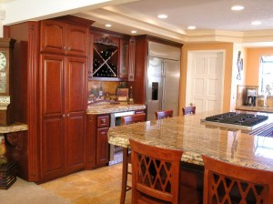 Wood Cabinets Anaheim Orange County Los Angeles