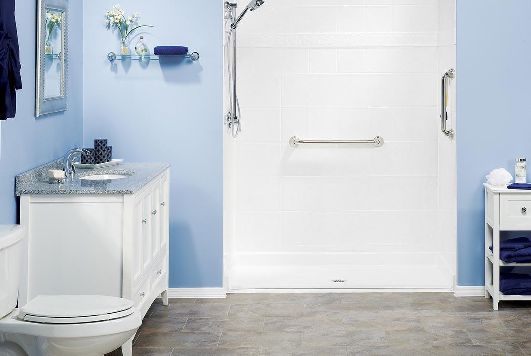 Reborn Bathroom Remodeling Options - Kwik fit bathroom remodel