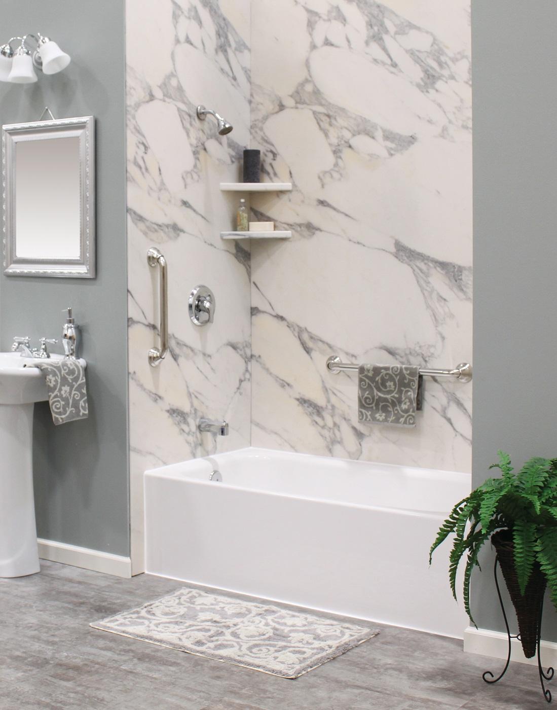 Bathroom Design San Diego | Balance Pretty and Practical |