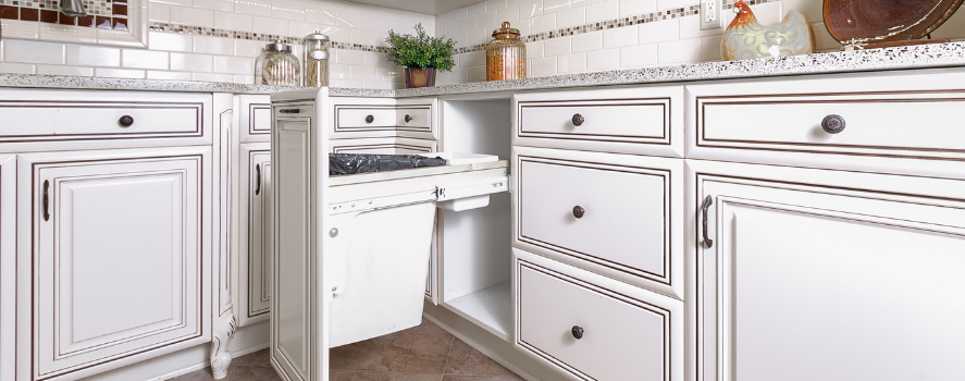 FREE Double Bin Trash Roll OutWith Kitchen Remodel*Learn More*With Kitchen  Remodel Project. Ask Designer For Details. Offer Expires 10/31/2018.